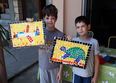 mozaik 3