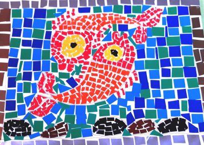 mozaik glavna